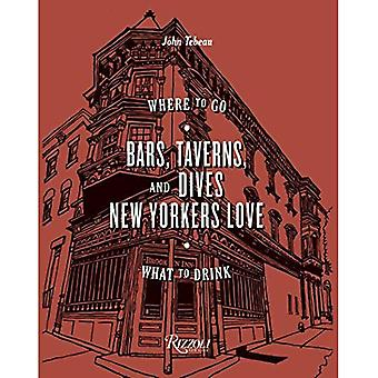 Bar, taverne e immersioni nuovo Yorkers amore