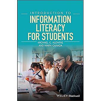 Inleiding tot de geletterdheid van de informatie voor studenten