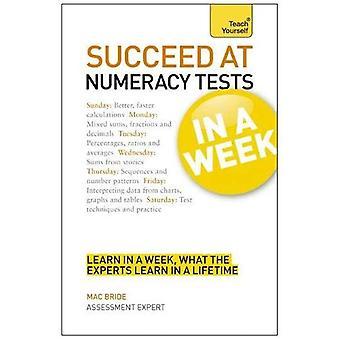 Lär dig lyckas på matematiska tester i en vecka (Teach Yourself i veckan)