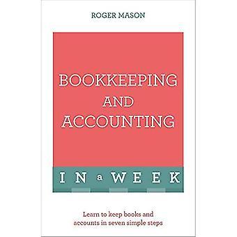 Boekhouding en boekhouding in een Week: Leer jezelf