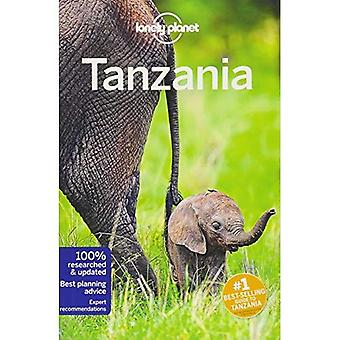 Lonely Planet Tanzanie
