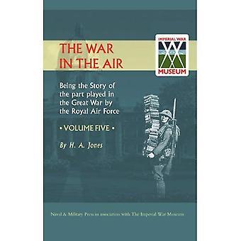 Storia ufficiale - War in the Air: v. 5