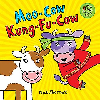 Moo-Cow Kung-Fu-Cow [Board book]