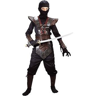 Ninja Warrior Kids Costume