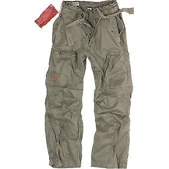 Cargaison excédentaire hommes pantalons cargo d'infanterie