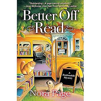 Better Off Read: A Bookmobile Mystery (A Bookmobile Mystery)
