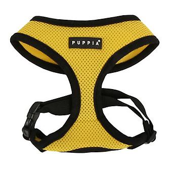 Puppia Harness Soft Yellow (Dogs , Collars, Leads and Harnesses , Harnesses)