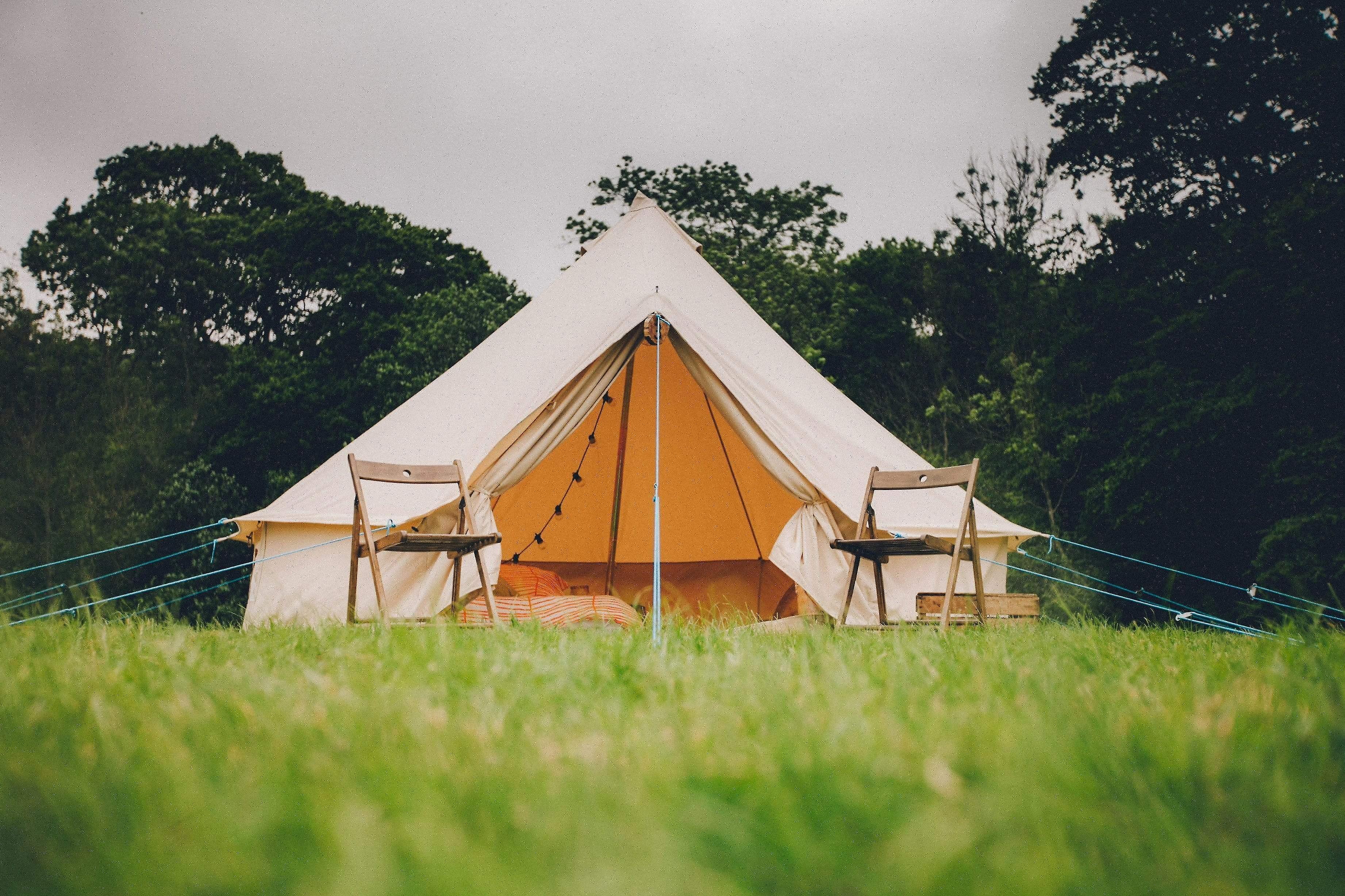 4 Metre Bell Tent