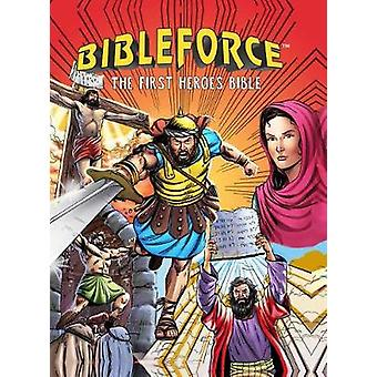 Bibleforce - The First Heroes Bible (Comic Style) by Media Authentic -