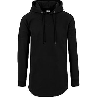 Urban Classics Men's Hooded Pullover Long Shaped