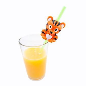 Sip n' Sound Straw, Tiger