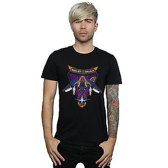 Marvel Men's Guardians Of The Galaxy Rockin' Milano T-Shirt