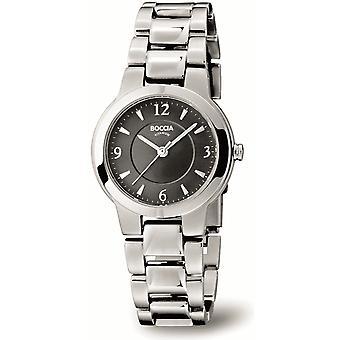 Boccia Titanium 3175-02 naisten Watch