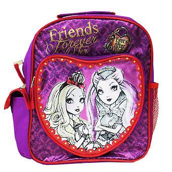 Lille rygsæk-nogensinde efter high-Heart Purple School taske ny 095295