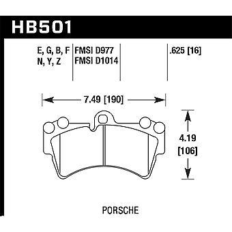Hawk Performance HB501F.625 HPS