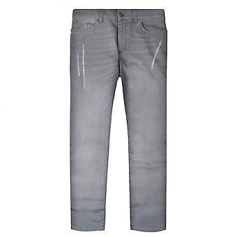 Versace coleção Medusa back Pocket jeans