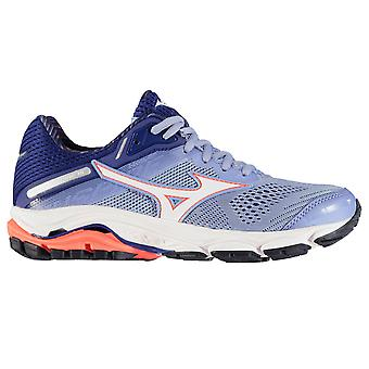 Mizuno Womens Wave Inspire 15 Ladies Running Shoes Sports Trainers Sneakers