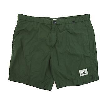CP empresa Chrome Swim shorts verde 664