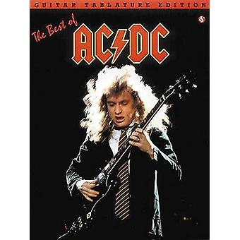 The Best of AC/DC - Guitar Tab by Askold Buk - 9780825625824 Book