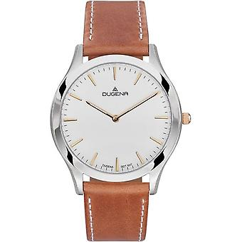 Dugena - Wristwatch - Men - Flatliner - Modern Classic - 4460906