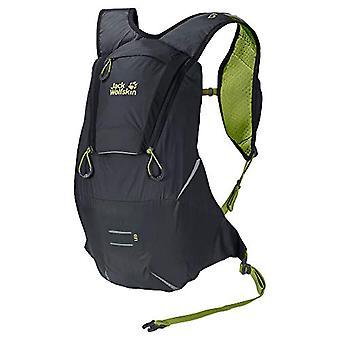 Jack Wolfskin Crosstrail 12 - Unisex Backpack - Ebony - One Size