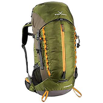 Black Crevice Centennial Backpack - Unisex Adult - Green - 70 x 32 x 20 cm - 45 Litres