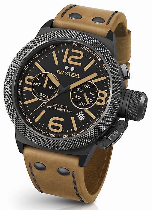 TW Steel Canteen Cs44 Xxl chronograph mens watch 50 mm