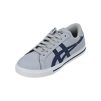 ASICS CLASSIC TEMPO Damen Herren Sneaker Turn-Schuhe Sport Lauf rau Blau NEU OVP