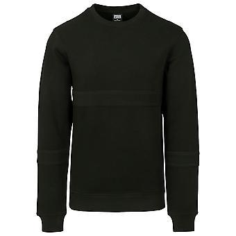 Urban Classics Herren Sweatshirt Heavy Pique