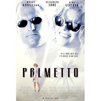Palmetto (Single Sided Regular) Original Kino Poster