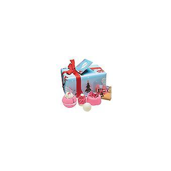 Bomb Cosmetics Gift Pack - Santa's Sleigh Ride