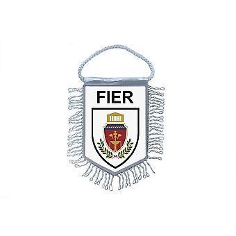 Flagge Mini Flagge Land Auto Dekoration Souvenir Blason Albanien stolz