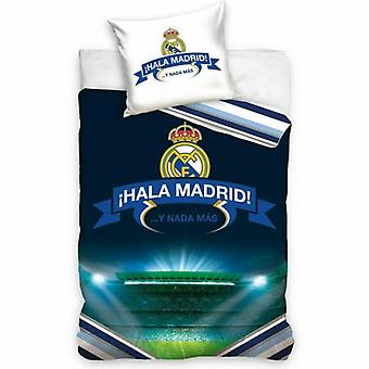 Real Madrid Single Duvet Set HM