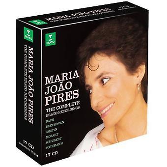 Maria Pires - Comp Erato Recordings [CD] USA import