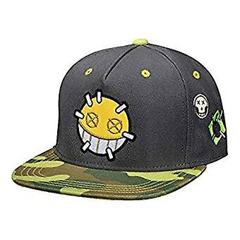Baseball Cap - Overwatch - Junkart Ultimate Hat Logo Snap-back j9281