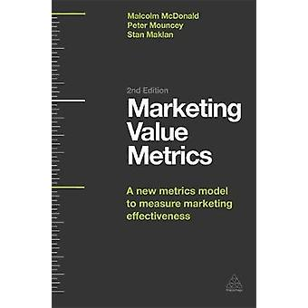Marketing Value Metrics A New Metrics Model to Measure Marketing Effectiveness by McDonald & Malcolm