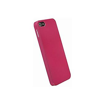 Krusell Colorcover Hull For Apple IPhone 5 Rose Metal