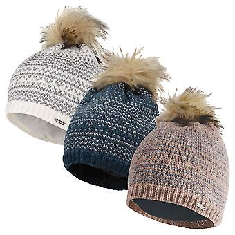 Dare 2b Womens 2019 Vitalize Fleece Lined Bobble Beanie Hat