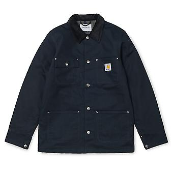 Manteau Carhartt Michigan Chore Coat Bleu