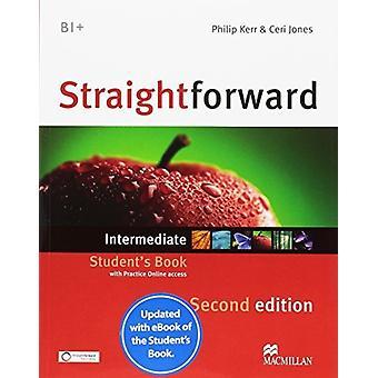 Straightforward 2nd Edition Intermediate  eBook Students P by Philip Kerr