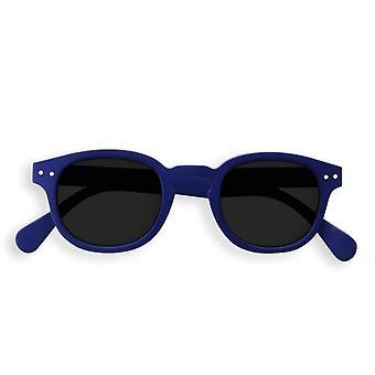 IZIPIZI Sun Junior #c Navy Solbriller