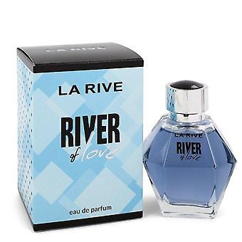 La rive river of love eau de parfum spray by la rive 548394 100 ml