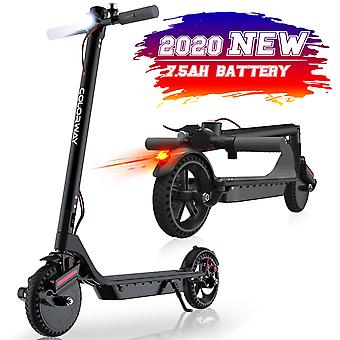 Colorway El-scooter, letvægts, foldbar, 7,5 Ah, 8,5 tommer-sort