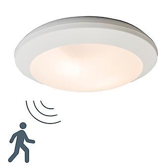 Lampada a soffitto QA-QA Bianco con Sensori IP65 - Umberta
