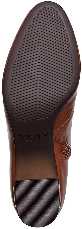 DKNY Kobiety's Corrie Botki do kostki, Bagaż (Brązowy) US 6 (M) UE 36 UK 3.5 0kCKI