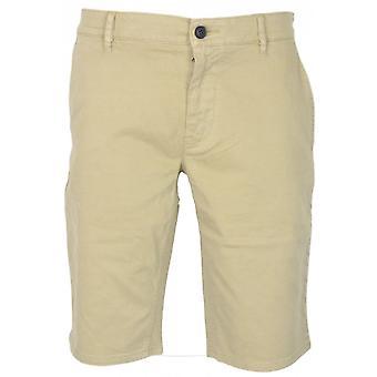 Hugo Boss Schino slanke katoen Beige Chino Shorts