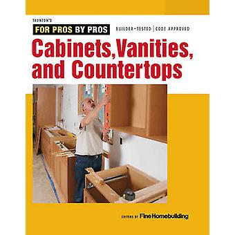 Cabinets Vanities and Countertops by Fine Homebuilding