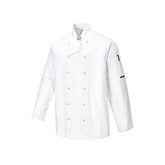 Portwest norwich chefs jacket c771