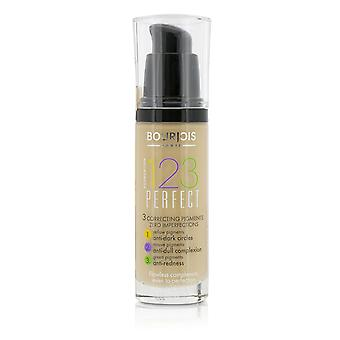 123 Perfect foundation spf 10 no. 53 light beige 204128 30ml/1oz