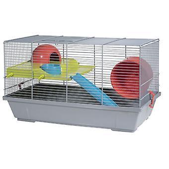 Voltrega Russischer Grauer Hamsterkäfig 148 (Kleine Tiere , Käfige & Parks)